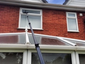 Domestic window cleaning in Wirral